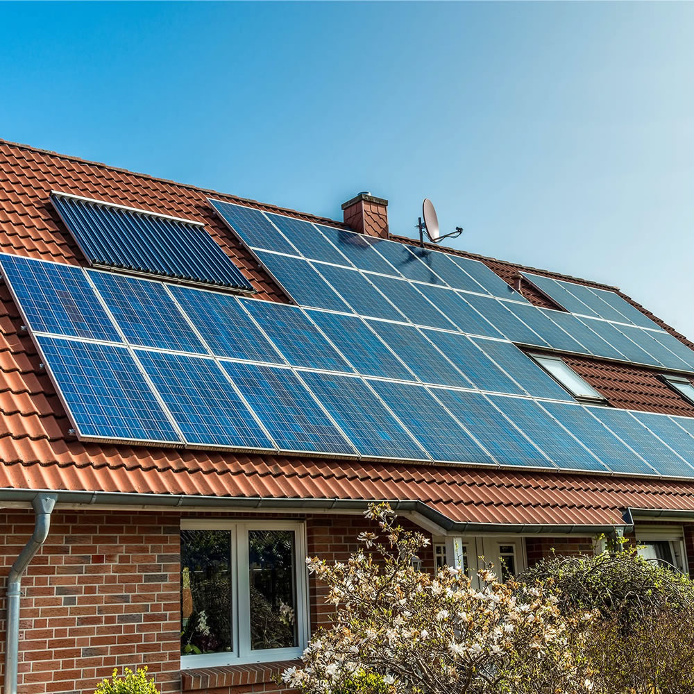 instalação de painel solar são josé dos campos